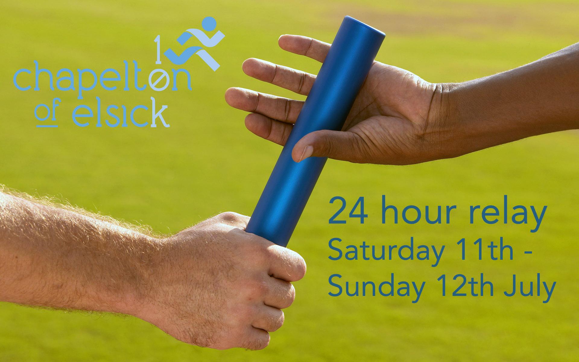 Chapelton 24 hour relay